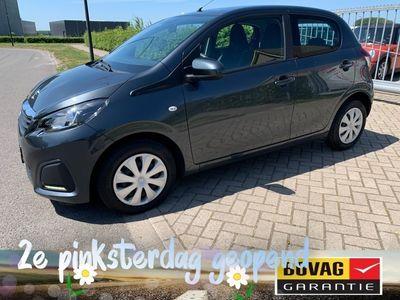 tweedehands Peugeot 108 1.0 e-VTi Allure 1Eigenaar Dealeronderhoud 6m BOVAG