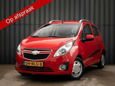 tweedehands Chevrolet Spark 1.0 16V LS, Airco, L.M.Velgen, Keurig-Onderhouden, NL-Auto