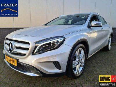 tweedehands Mercedes GLA180 AUTOMAAT EDITION NAVI / XENON RIJKLAAR / BOVAG