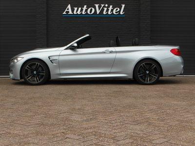 tweedehands BMW M4 4 Serie CabrioM-Sportleder, Navi-Pro, Head-Up, Adaptive LED, Camera, 2015 - 74.000km