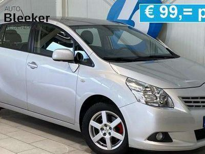 tweedehands Toyota Verso 1.8 VVT-I 147PK. 7PERSOONS Airco .