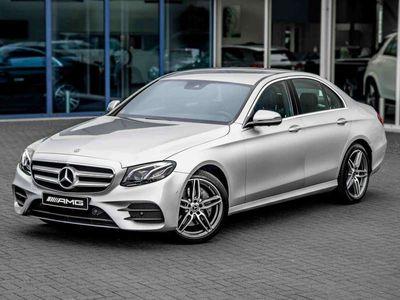tweedehands Mercedes E200 AMG Line   Widescreen   360º