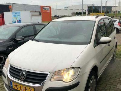 tweedehands VW Touran 1.4 TSI Trendl. Eco. CNG/Aardgas