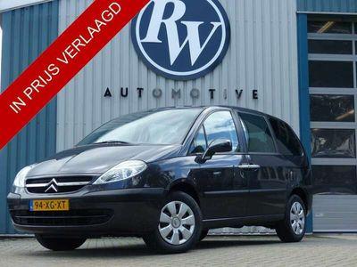 tweedehands Citroën C8 2.0-16V 6-Persoons- ROLSTOEL AUTO/ NL Auto/100% on