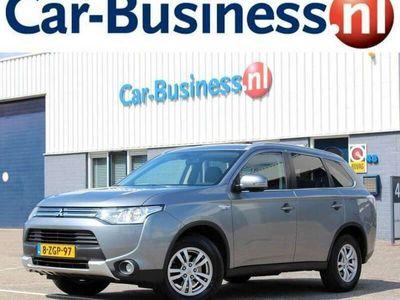 tweedehands Mitsubishi Outlander 2.0 PHEV Business Edition + Navi + Leder + Lmv (IN