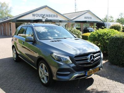 tweedehands Mercedes GLE350 D 4MATIC