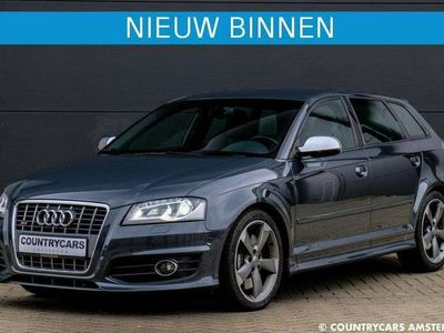 tweedehands Audi S3 Sportback Kuipstoelen Bose Xenon