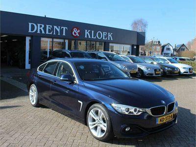 tweedehands BMW 420 Gran Coupé 420i High Executive AUT ORG NL/ CAMERA