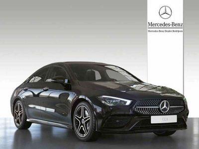tweedehands Mercedes CLA200 Business Solution AMG Plus Automaat