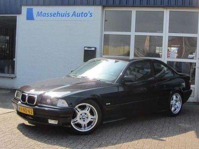 tweedehands BMW 323 323 i Exec. aut5 Leer NL-auto Nwe APK