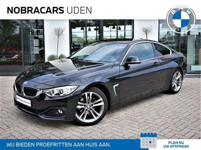tweedehands BMW 420 420 Coupé i 184 pk Sport Line Centennial High Execu