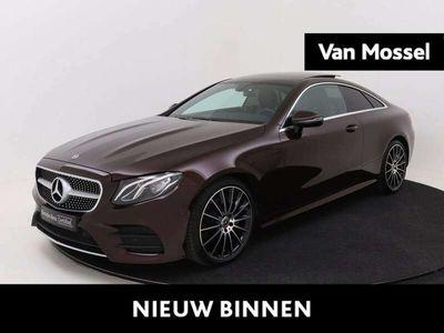 tweedehands Mercedes E200 Coupé Premium Plus