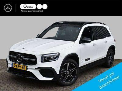tweedehands Mercedes GLB250 4MATIC Premium AMG   Van 81.663 Voor €68.950   Nig