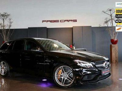 tweedehands Mercedes C63 AMG AMG Estate S Pano/Burmester/Keramische/510PK