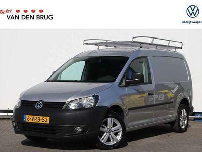 tweedehands VW Caddy Maxi 1.6 TDi 102PK | Airco | Cruise | LM Velgen | PDC