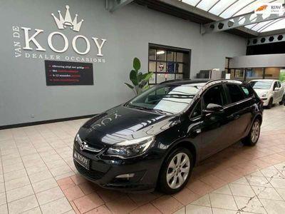 tweedehands Opel Astra Sports Tourer 1.6 CDTi Design Edition 6-12 m garan