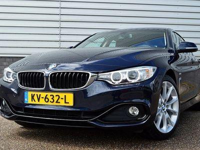 tweedehands BMW 420 4-SERIE Gran Coupé i Centennial High Executive RIJKLAAR PRIJS-GARANTIE Leder Sport interieur Navigatie Xenon