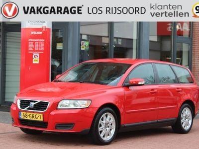 tweedehands Volvo V50 1.6 D Base | Airco | elek ramen | Radio |