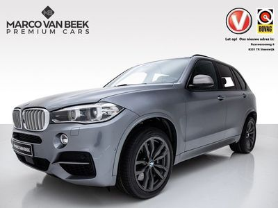 "tweedehands BMW X5 M50d Nw. Prijs €144.980 LED 20"" ACC Memory"