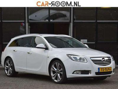 tweedehands Opel Insignia Sports Tourer 1.6 T Sport Xenon Cruise DCC NAP