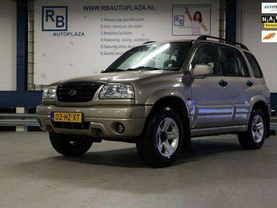tweedehands Suzuki Grand Vitara 2.0 i Aut / 5 drs / Nap / Airco / 4x4
