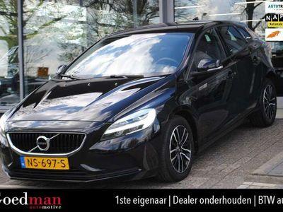 tweedehands Volvo V40 2.0 D2 Nordic+ 1E EIG. DEALER OND. FACELIFT!