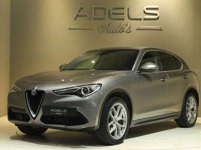 tweedehands Alfa Romeo Stelvio 2.0 T AWD First Edition Trekhaak Keyless Xenon Led