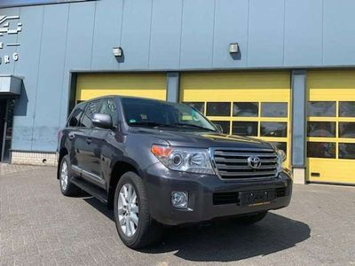 tweedehands Toyota Land Cruiser V8 4.5 D-4D Executive 7 Persoons