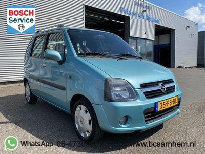 tweedehands Opel Agila 1.2-16V COSMO 5DRS AIRCO 108DKM
