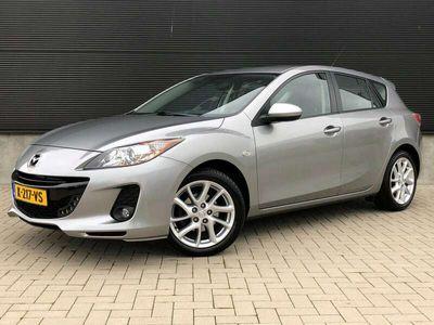 """tweedehands Mazda 3 1.6 77kw Edition Clima Cruise 17"""" Stoelverw. 84dkm"""