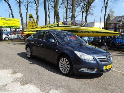 tweedehands Opel Insignia 2.0 T Cosmo Automaat Airco, Cruise Control, Stuurbekrachtigi