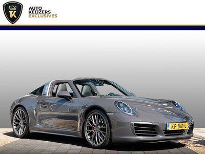 tweedehands Porsche 911 Targa 4S 3.0 Sportchrono 420PK Stoelvent. Stoelven