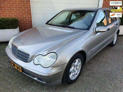 tweedehands Mercedes C180 K. Classic