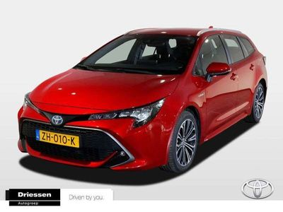tweedehands Toyota Corolla Touring Sports 2.0 Hybrid First Edition (Navigatie - Adaptive Cruise Control)