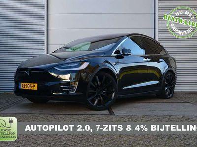 tweedehands Tesla Model X 75D (4x4) 7p. AutoPilot2.0, 57.850ex