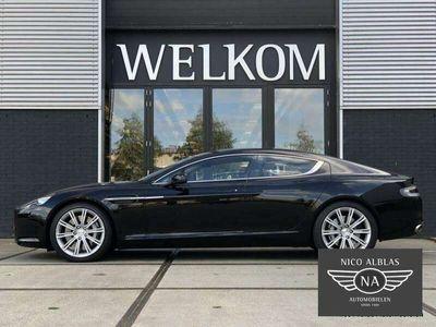 tweedehands Aston Martin Rapide 6.0 V12 2e eigenaar als nieuw