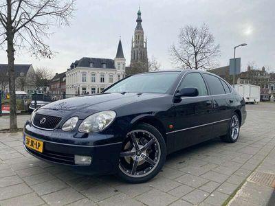 tweedehands Lexus GS300 2JZ 3.0 219 Pk Nieuwe Apk NAP