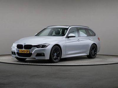 tweedehands BMW 320 3 Serie Touring i M Sport Edition, Automaat, LED, Leder, Navigatie, Panoramadak