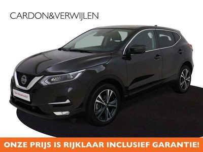 tweedehands Nissan Qashqai 1.3 DIG-T 160 PK N-Connecta