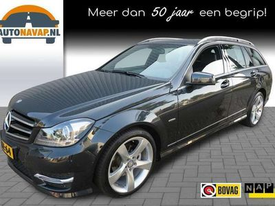 tweedehands Mercedes C180 Estate Ambition Avantgarde /1e Eig/Xenon/Navi/18in