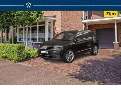 tweedehands VW Tiguan Allspace 2.0 TSI 4Motion Highline 7-persoons | 20inch | Panoramadak | Massagefunctie | R-line | Winterpakket | Digitale cockpit |