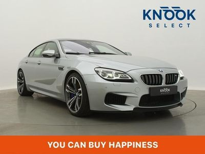 tweedehands BMW M6 Gran Coupé 600pk Competition Package | HUD | B&O |
