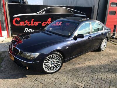 tweedehands BMW 750 7-serie i HighExe VERKOCHT!