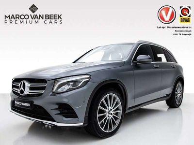 tweedehands Mercedes GLC250 4MATIC Premium Plus AMG Geïnteresseerd?