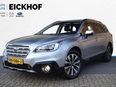 tweedehands Subaru Outback 2.5i Premium Trekhaak, navigatie, schuif-/kanteldak