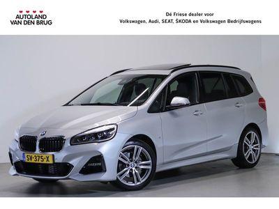 tweedehands BMW 218 2 Serie Gran Tourer M-Sport i 140 PK AUTOMAAT 7-Persoons | Head-up | Panoramadak | Adaptieve cruise control | Leder | Led koplampen |
