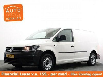 tweedehands VW Caddy Maxi  1.4 TGI L2 H1 EcoFuel CNG ! Cruise, Airco, Direct Leverbaar!