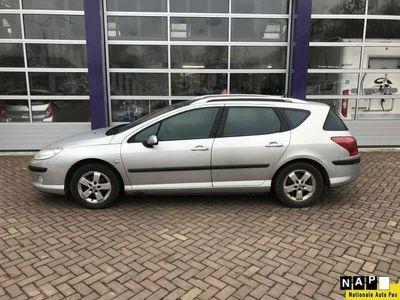 tweedehands Peugeot 407 1.6 HDiF Premium * AIRCO *