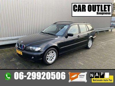 tweedehands BMW 316 316 Touring i Executive LM Clima Nw APK --Inruil Mo