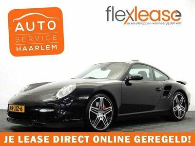 tweedehands Porsche 911 3.6 TURBO COUPE 480pk AUT. Sport Chrono, full, 34 dkm.